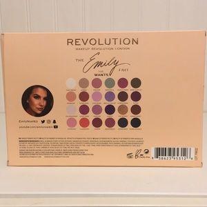Makeup Revolution Makeup - Make Up Revolution Eyeshadow Palette